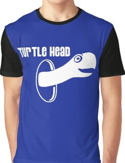 Turtle Head Graphic T-Shirt