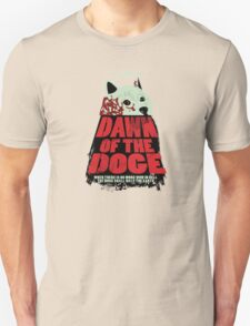 Dawn of the Doge Unisex T-Shirt