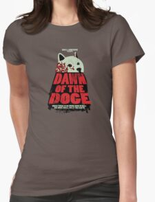 Dawn of the Doge Womens Fitted T-Shirt