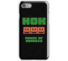 House of Krazees 8-bit iPhone Case/Skin