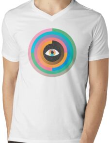 Path to Infinity Mens V-Neck T-Shirt