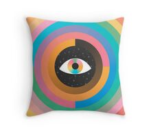 Path to Infinity Throw Pillow