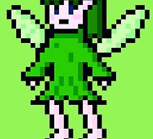 Green Fairy by Dark-Wardrobe