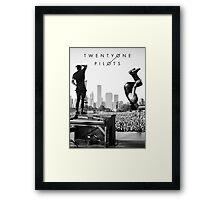 21 Pilots 70 Framed Print