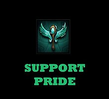 Support Pride by MrFistoFlames