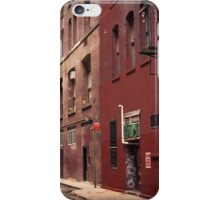 New York Alley iPhone Case/Skin