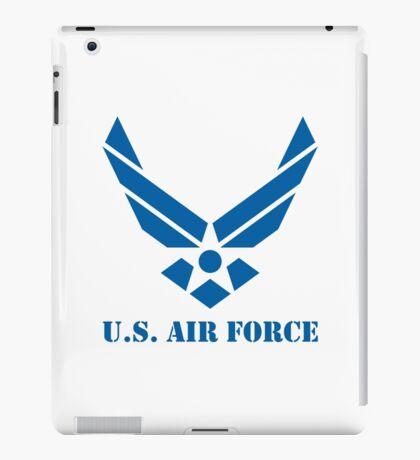 U.S Air Force (blue) iPad Case/Skin
