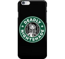 Deadly Nightshade iPhone Case/Skin
