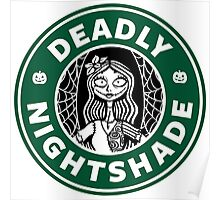 Deadly Nightshade Poster