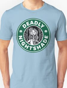 Deadly Nightshade Unisex T-Shirt