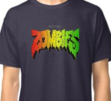FLATBUSH ZOMBIES WARNING! Classic T-Shirt