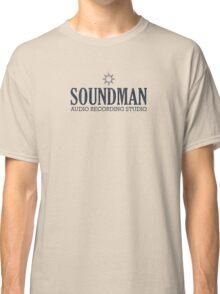 Soundman (black) Classic T-Shirt