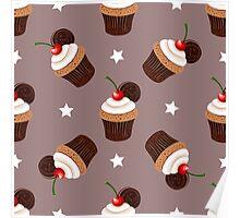 I Like Cupcake Poster
