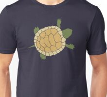Cute Crawling Little Turtle Tortoise Unisex T-Shirt