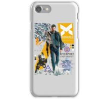 Quantum Break iPhone Case/Skin