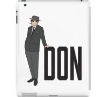DON iPad Case/Skin