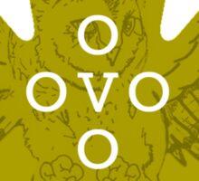 Toronto OVO Corner T Sticker