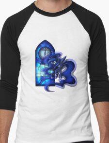 MLP Princess of the Night Men's Baseball ¾ T-Shirt