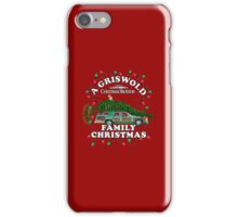 National Lampoon's - Christmas Tree Car iPhone Case/Skin