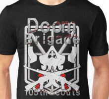Doom Brigade 105th Scouts Unisex T-Shirt