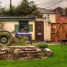 Tractor Garden  by Rob Hawkins