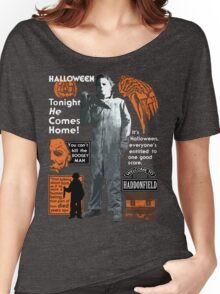 Halloween Women's Relaxed Fit T-Shirt