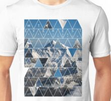 Mt Everest Elevation 29,029ft Unisex T-Shirt