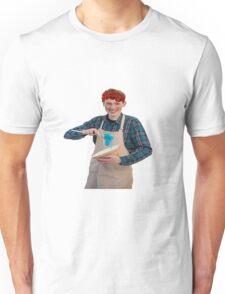 Andrew Flower Crown Unisex T-Shirt