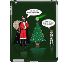 Vader Family Christmas iPad Case/Skin