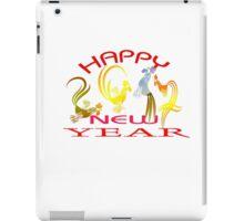 Happy New Year 2017 iPad Case/Skin