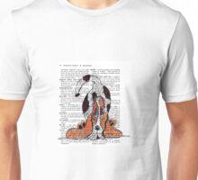 Smart Basset Hound! Unisex T-Shirt