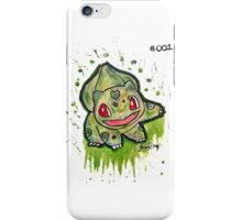 Bulbasaur Tshirts + More iPhone Case/Skin