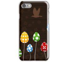 Easter egg iPhone Case/Skin