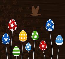 Easter egg by Aleksander1