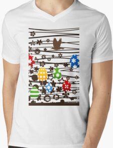 Easter egg Mens V-Neck T-Shirt