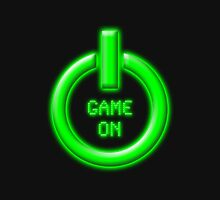 Game On - Power Button Unisex T-Shirt