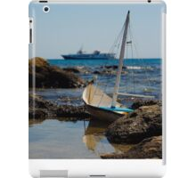 sea view iPad Case/Skin