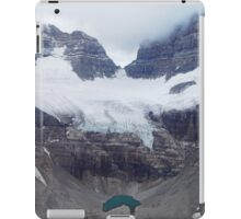 Snow covered Canadian Rockies iPad Case/Skin