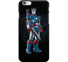 Optimus Patriot iPhone Case/Skin