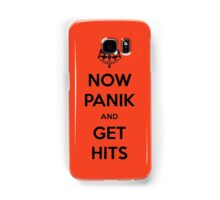 Now Panik and Get Hits Samsung Galaxy Case/Skin