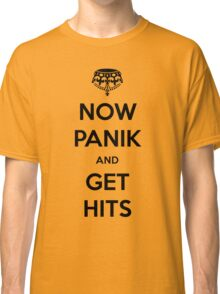 Now Panik and Get Hits Classic T-Shirt