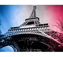 French Pride Photographic Print