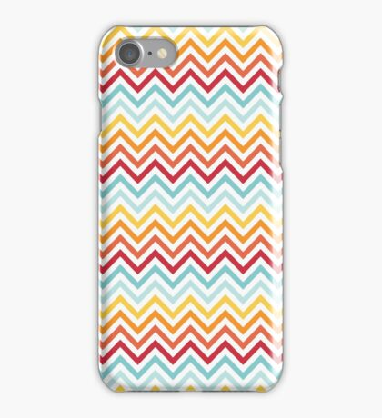 Rainbow Chevron #2 iPhone Case/Skin