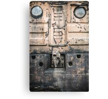 Industrial Loader Canvas Print