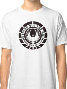 BSG - Nothing But The Rain Classic T-Shirt