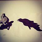 Scroll Image - September 10, Ravens by Cameron Hampton