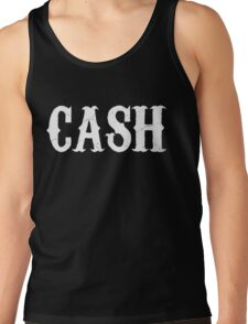 johnny cash man in black country rock pop icon folsom prison ring of fire rock lyrics cool t shirts Tank Top