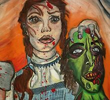 Beheading the Witch by HollyElizabeth
