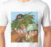 Captain Beard Unisex T-Shirt