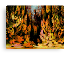 All Must Fall Canvas Print